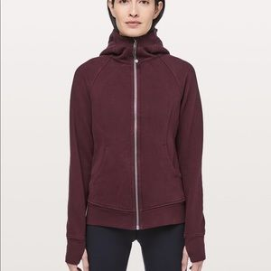 LuluLemon Women's Scuba Zip-Up Hoodie!!!